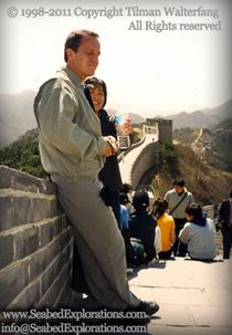 Tilman Walterfang on the Great Wall